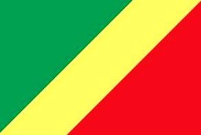 Флаг Конго: фото, история, значение цветов государственного флага Конго