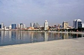 Столица Анголы: карта, фото. Какая столица в Анголе?