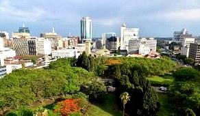 Столица Зимбабве: карта, фото. Какая столица в Зимбабве?