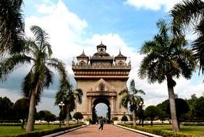 Столица Лаоса: карта, фото. Какая столица в Лаосе?