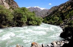 Реки Таджикистана – фото, список, описание