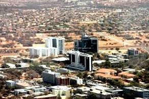 Столица Ботсваны: карта, фото. Какая столица в Ботсване?