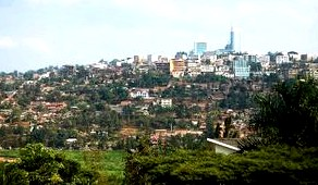 Столица Руанды: карта, фото. Какая столица в Руанде?