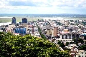 Столица Либерии: карта, фото. Какая столица в Либерии?