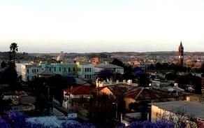 Столица Эритреи: карта, фото. Какая столица в Эритрее?