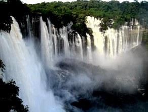 Реки Анголы – фото, список, описание