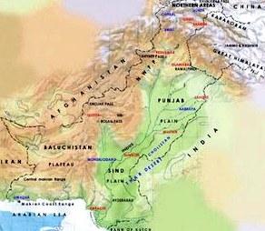 Пустыня Тхал – на карте, фото. Где находится пустыня Тхал