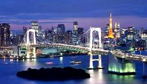 Интересные места в Токио - фото, список самых интересных мест в Токио