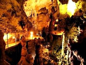 Скельская пещера. Крым.